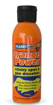 Orange Power Sticky Spot & Goo Dissolver