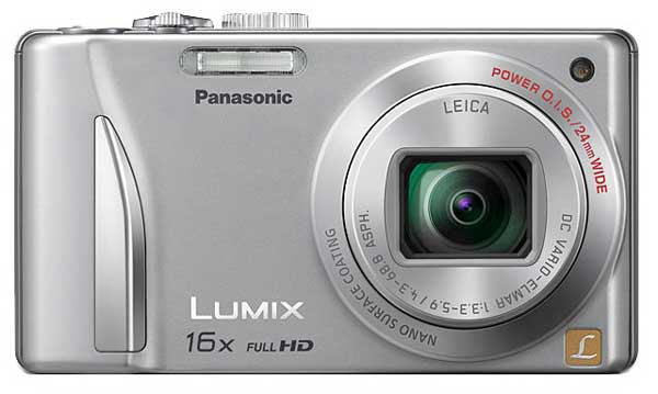 Panasonic DMC-TZ25 digital camera