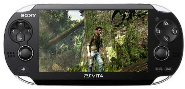 PlayStation Vita, Uncharted screenshot