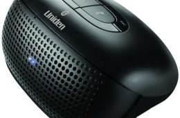 Uniden BTS150 Bluetooth music speakers