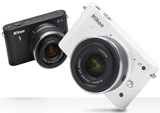 Bargain Files: Nikon 1 J1 digital camera for $498