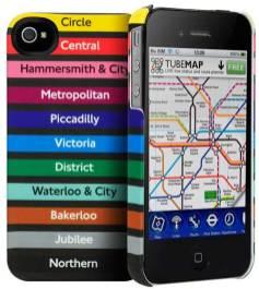 Cygnett Night Lines iPhone 4S case
