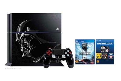Playstation 4 Darth Vader limited edition
