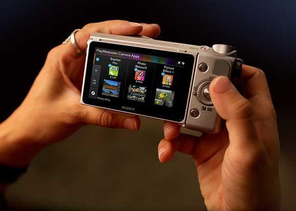 Sony NEX-5R preview