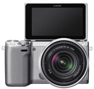 Sony-NEX5R-front-silver