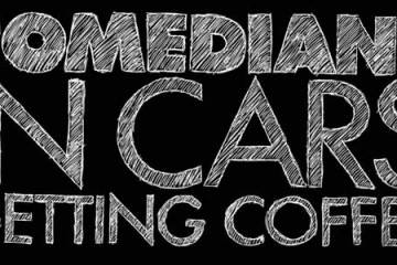 Comedians In Cars Getting Coffee logo