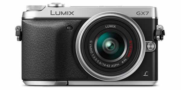 Panasonic Lumix GX7 front