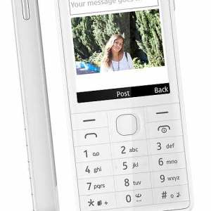 Nokia 515 keyboard and screen