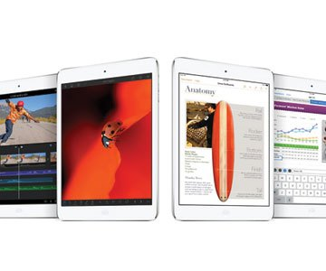 Apple 2013 iPad range