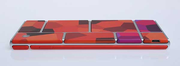 Motorola Ara design in red