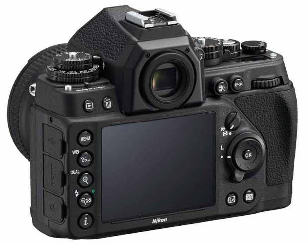 Nikon-Df-DSLR-camera-back-angle