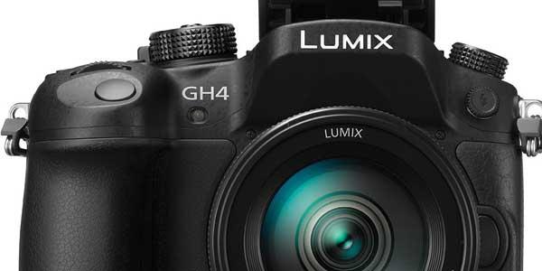 Panasonic Lumix GH4 camera goes all the way to 4K