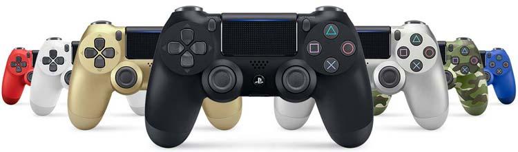 PS4 dualshock4 range