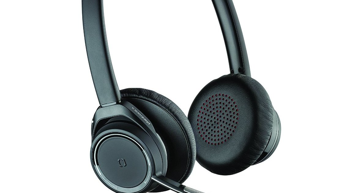 Best Bluetooth Headphones For Work And Play Plantronics Voyager Focus