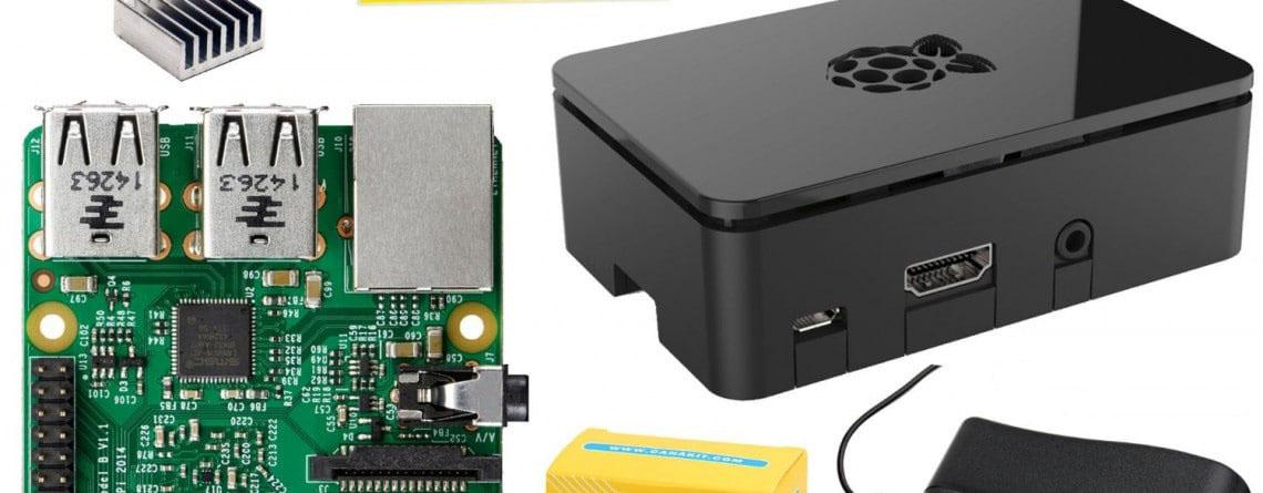 Raspberry Pi 3 Cana Kit Reviewed | techsurge io |