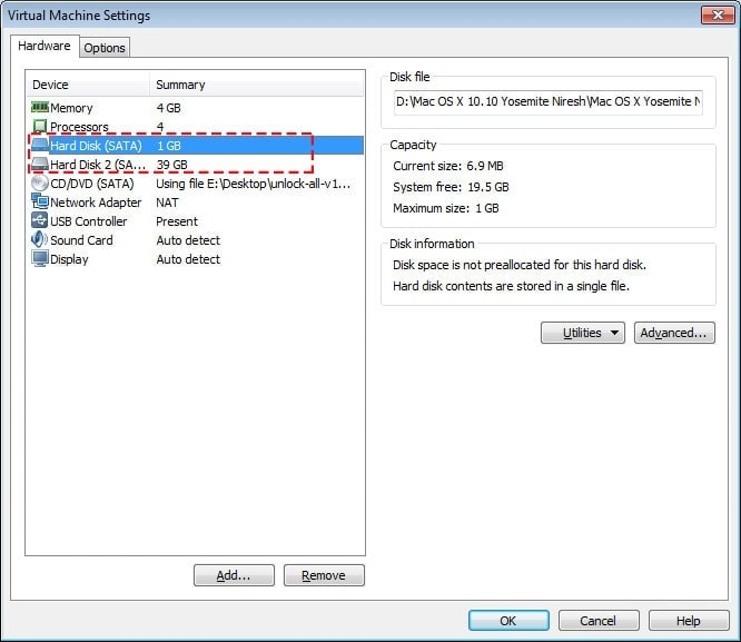 Install Mac OS X 10.10 Yosemite AMD On Windows On VMware ...