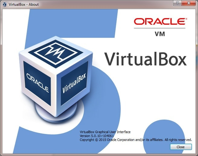 Install VirtualBox 5.0