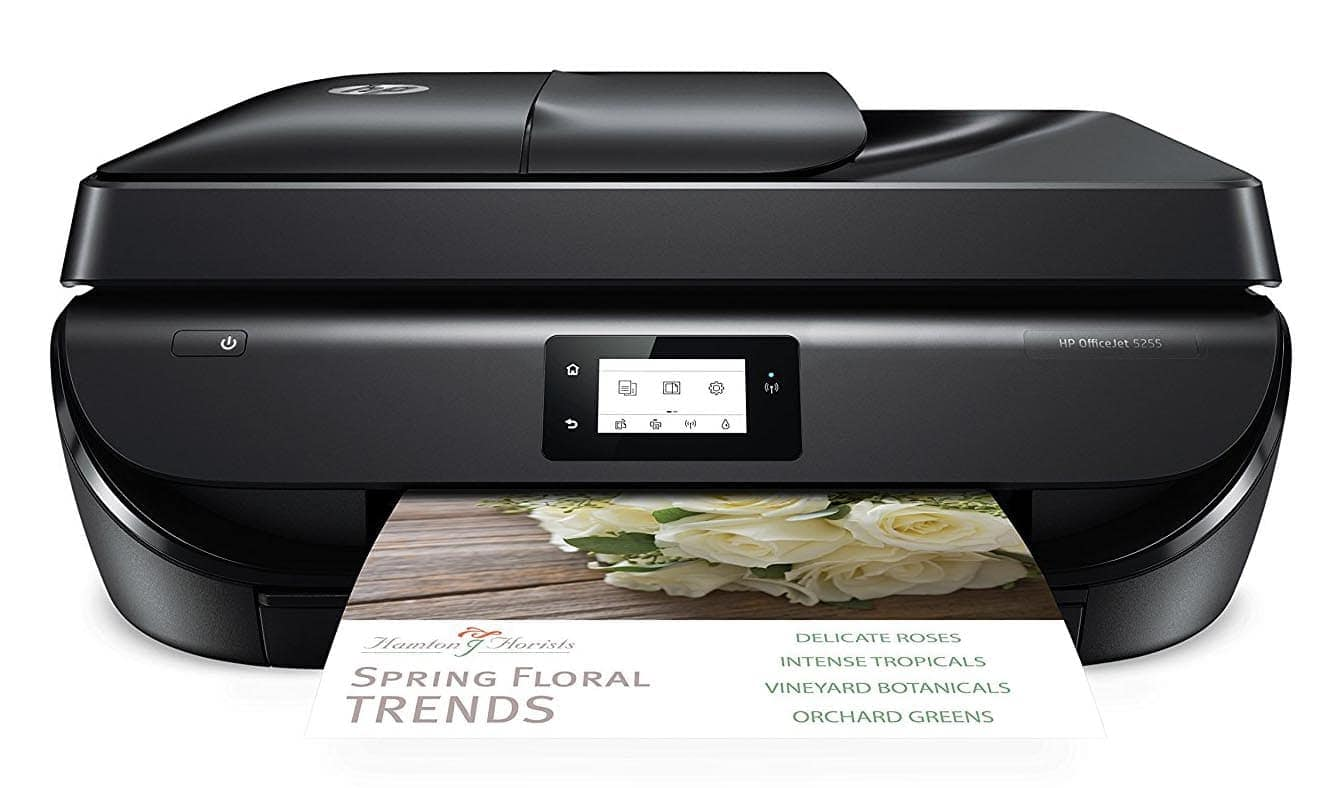 Hp Officejet 5255 Printer Review 2018