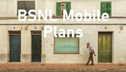 BSNL Mobile Plans