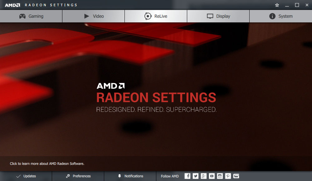 AMD Radeon Software Crimson Edition Review | TechSwitch