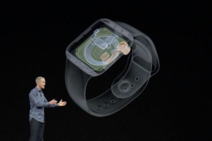 apple event ecg