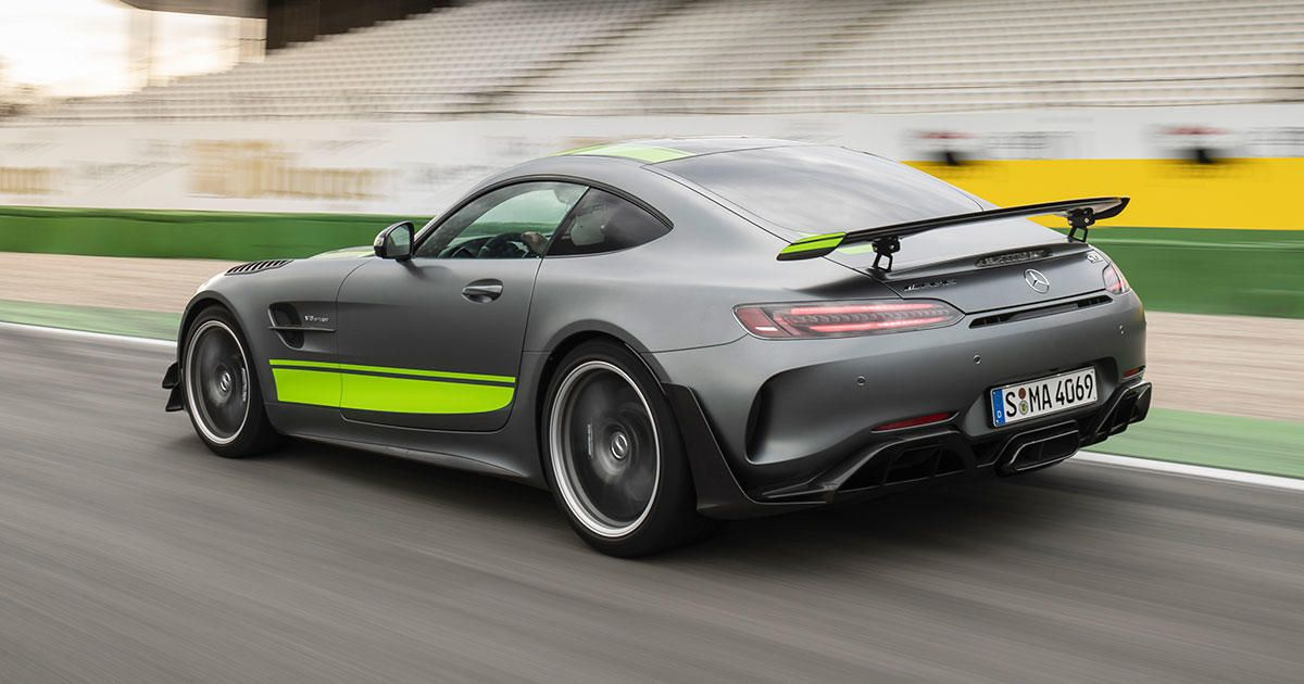 2020 Mercedes-AMG GT R Pro first drive review: Extreme yet
