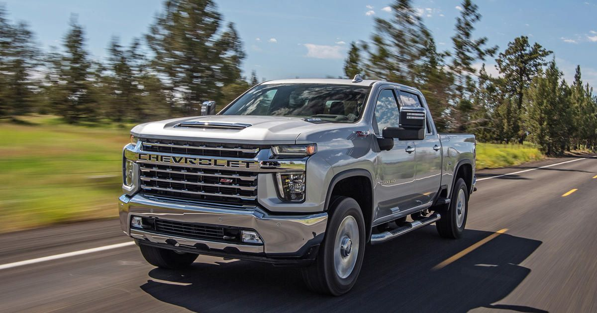 2020 Chevrolet Silverado 2500HD first drive: Teched out for
