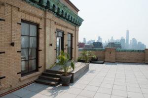 2) Terrace