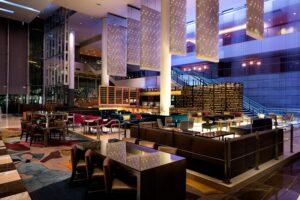 JWLA Glance Lobby Bar