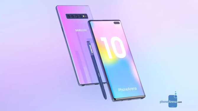 Samsung Galaxy Note 10+ Display Awarded A+ Rating by DisplayMate