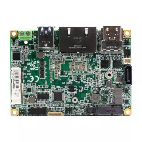 PICO-WHU4, a small single board computer with Core i7 processor