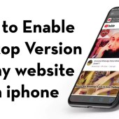 How to Enable Desktop Version of any website on iPhone