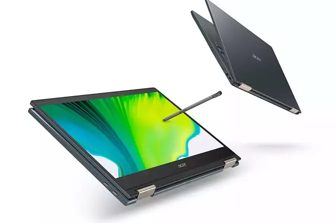 Acer spin 7 unveiled with Qualcomm Snapdragon 8cx gen 2&5G: