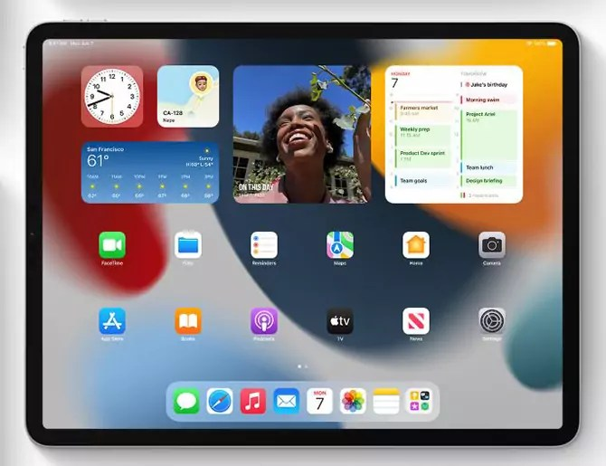 Apple Declares iPad OS 15 Along The Application Drawer And Improved Multitasking