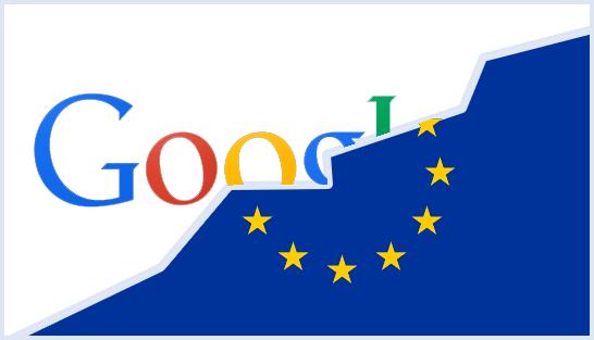 Google Fined $2.7 Billion