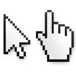 make windows cursor larger