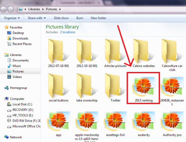 Change bookmarks icon and if possible view my folders like ...