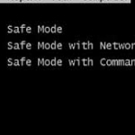 safe mode with no f8