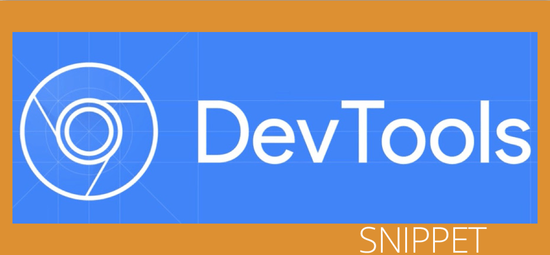 Devtools Code Snippets and its benefit