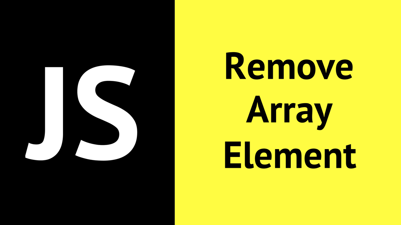 Different ways to delete Array elements in JavaScript