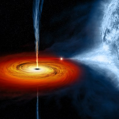 pic of black hole
