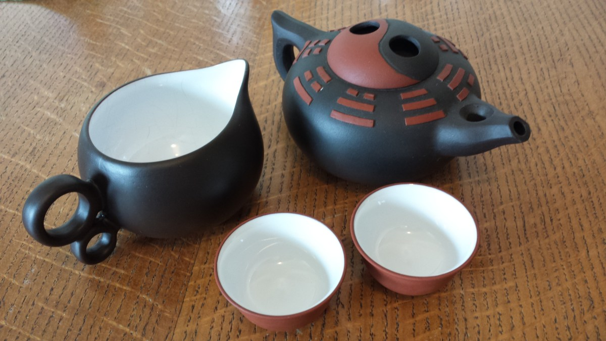 Tea Ware Used in Episode 7: Shaken Not Stirred