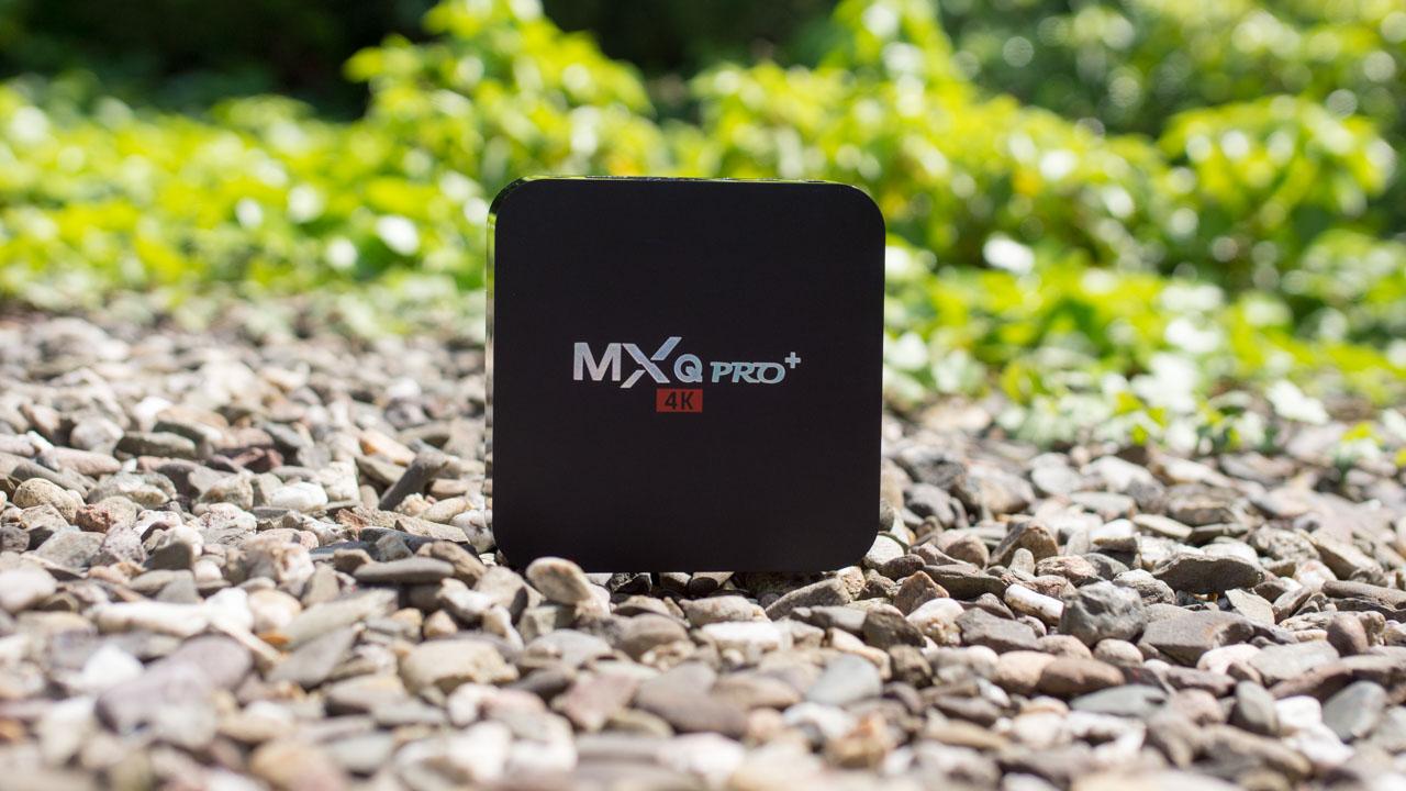 4K TV Box aus China mit Android und KODI für 37€?! Die MXQ Pro+ TV Box im Test