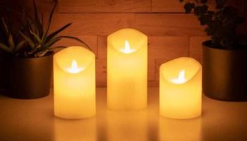 Test Kabellose Weihnachtsbeleuchtung.Die Besten Kabellosen Led Weihnachtsbaumkerzen Im Test Krinner
