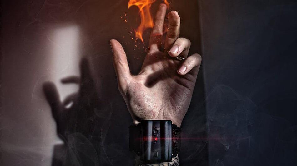 wristband firestorm