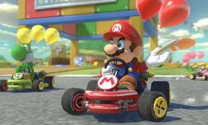 mario kart tour mobile game