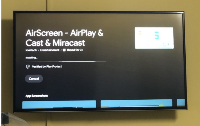 How To Screen Mirror Iphone On Android Tv