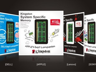 Kingston Specific Memory Modules for Laptops | TechTipsnReview