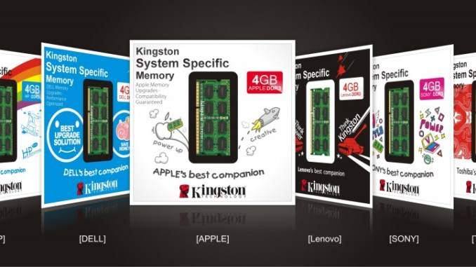 Kingston Specific Memory Modules for Laptops|TechTipsnReview