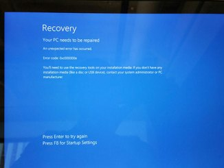 Learn about error code 0xc00000e and how to fix it